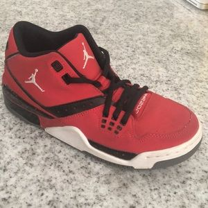 Michael Jordan Basketball Shoes Size 4Y